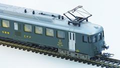 RD15154.  Lima SBB/CFF RBe4/4. (Ron Fisher) Tags: rbe44 sbbcffffs modelrailway modelleisenbahn railwaymodels lima hogauge ho swissrailways