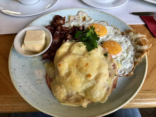 Heavy Bavarian Breakfast