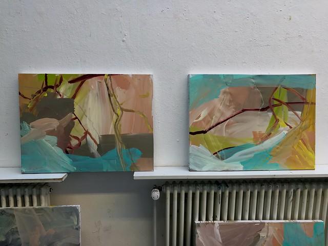 Holsträter, Saskia