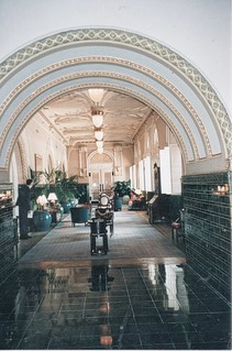 St Louis Mo ~ Former Union Station ~ Double Tree Hotel ~ Interior ~  Vintage