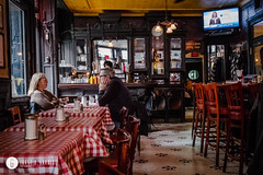Fanellis Cafe traditional style pub at soho,  manhattan, new york (doctor.calavera) Tags: glass half england manhattan inside loveit center destination best counter lager thebest seats alcohol uk font bigapple tap frosted drinkingbeer unitedstates bar wood tavern america newyork beverage london wooden pint people traditionalpub life new beer motion frosty english good cider condensation urban interior pub travel garrido top traditional drink city ale tourism ny alcoholic