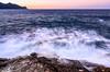 (fabiocalandra) Tags: sicilia sicily italia italy landscape landscapes seascape sea sky cloud sunset sunrise nature