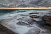 Stepping Stones (AegirPhotography) Tags: sunrise dawn landscape seascape ocean sea water coast clouds sky rocks long exposure avalon beach pool sydney australia