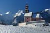 Alpine Church (hapulcu) Tags: alpen alpes alpi alps austria austrija autriche lofer oostenrijk salzburgerland hiver invierno winter österreich