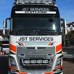 JST Services Volvo FH16 agus Liebherr LH50 thumbnail