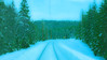 All these days which came and went, little did I know that this was life itself. (evakongshavn) Tags: winter trailways forest wald train railway railwaytracks snow winterwonderland winterwald winterlandscape landscape landschaft paysage trees foret dreamscape