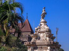 LR Mumbai 2015-553 (hunbille) Tags: birgittemumbai5lr india mumbai bombay fort hutatma chowk martyrs square martyrssquare flora fountain florafountain statue