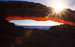 239 Mesa Arch (The_Little_GSP) Tags: moab utah canyonlands nationalpark mesa arch mesaarch