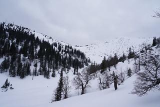 Winterwanderung am Herzogstand