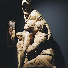 Pietà Bandini (Francesca Sa) Tags: art rinascimento pietàbandini pietà michelangelo