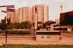 Ursynów (Marcin Kubiak) Tags: expiredfilm rollei velvia xpro 35mm analog architecture believeinfilm cityscape city concrete dream filmphotography fuji grain homeland outdoor poland rollei35 street urban ursynów warszawa graffiti graffitiwarszawa