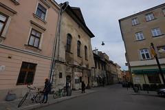 XE3F7256 (Enrique R G) Tags: calle józefa jósefa street ulika cracovia cracow krakow poland polonia fujixe3 fujinon1024