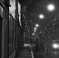 Abis (El limitrofe) Tags: buenos aires street calle night noche dark sucuio luces argentina car auto carro coche basura trsash san tel mo suipacha rocha