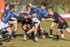 J2J51819 Amstelveen ARC1 v Groningen RC1 (KevinScott.Org) Tags: kevinscottorg kevinscott rugby rc rfc arc amstelveenarc groningenrc 2018