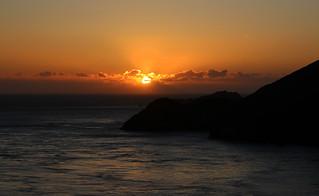 Point Diablo Sunset