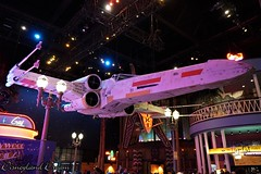 X-Wing Starfighter (Disneyland Dream) Tags: xwing starfighter disney star wars disneyland paris season force saison 2018 walt studios studio 1