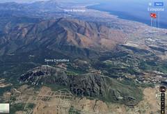 Sierra Crestellina -Sierra Bermeja  looking east 3rd march 2018 with labels (ecology_garden) Tags: