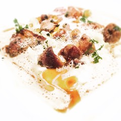SWEETBREADS (VINCENT MOYASHI) Tags: yummy sweetbreads food foodie dinner delicious gaultmillau calc meat quality finefood austria europe
