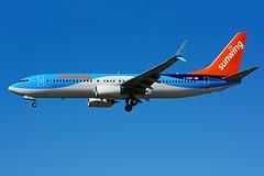 C-GMWN (Sunwing - TUIfly) (Steelhead 2010) Tags: sunwingairlines thomsonairways tuifly boeing b737 b737800 yyz creg cgmwn
