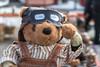 Portrait d'un ours en peluche mécanique (axel274) Tags: canonpowerhot lausanne ourspeluche teddybear puces vaud suisse