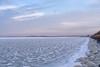 Frozen IJmeer in Ijburg, Amsterdam (George Pachantouris) Tags: amsterdam holland netherlands ice cold winter frozen freeze ijburg ijmeer lake