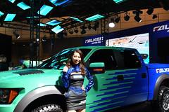 Promotion Girls at Tokyo Auto Salon 2018 (junjunohaoha) Tags: promotiongirl tas2018 tokyoautosalon japan 東京オートサロン 東京オートサロン2018