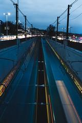 Let's go (reighca2) Tags: budapest hungary blue hour streetphoto nikon d3200 longexposure graffiti