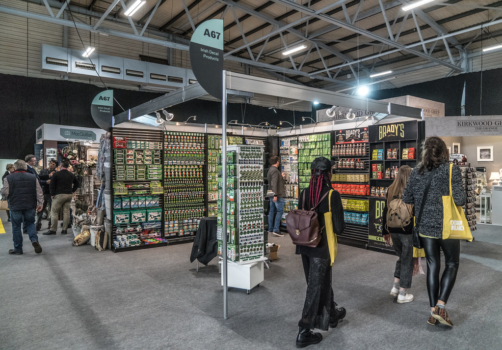 SHOWCASE IRELAND AT THE RDS IN DUBLIN [Sunday Jan. 21 to Wednesday Jan. 24]-136022