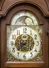Clock Face (Me in ME) Tags: brunswick library maine curtismemorial clock grandfather face