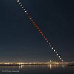 Super Blue Blood Moon over San Francisco thumbnail