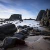 Rocky Coast 2 (frcrossnacreevy) Tags: 2016 causewaycoast december landscape northernireland olympusem1 olympusmzuiko1240mmf28 longexposure bigstopper 1001nights