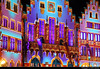Light show, Rathaus, Frankfurt, Germany (JH_1982) Tags: römer rathaus city hall town cityhall townhall romer art installation colours colors colorful colourful artist painting municipio hôtel de ville 地方政府大樓 지방 관청 役所 ратуша patrice warrener lights light glow glowing leuchten dunkel dark darkness nacht night nuit noche notte 晚上 夜 ночь beleuchtet beleuchtung lumière luz 光 свет evening frankfurter lichtinstallation show frankfurt francfort fráncfort francoforte meno 美因河畔法兰克福 フランクフルト フランクフルト・アム・マイン франкфурт hessen hesse germany deutschland allemagne alemania germania
