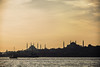 All the more drama (Melissa Maples) Tags: istanbul turkey türkiye asia 土耳其 nikon d3300 ニコン 尼康 nikkor afs 18200mm f3556g 18200mmf3556g vr üsküdar boğaz sea bosphorus water gold silhouette mosques strait