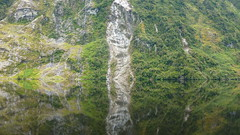 Doubtful Sound Sees Double (Eye of Brice Retailleau) Tags: angle beauty composition landscape nature outdoor panorama paysage perspective scenery scenic view extérieur backpacking earth mountain mountains travel vista reflection reflet mirror clouds light water waterscape eau montagne calme fjord new zealand kiwi doubtful sound green