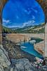 PANTANO DE ULLDECONA (juan carlos luna monfort) Tags: embalse lasenia rio sequia puente nikond7200 irix15 hdr paisaje naturaleza campo calma paz tranquilidad