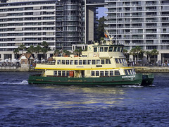 MV Borrowdale, #16852, First Fleet class ferry from Sydney Ferries (Paul Leader - All Rights Reserved) Tags: firstfleetclassferry mvborrowdale sydneyferries nsw newsouthwales australia inlandpassengership olympus sydney paulleader ship boat vessel harbour ferry publictransport portjackson sydneycove circularquay