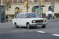 1976 Seat 124 D (coopey) Tags: 1976 seat 124 d