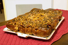 Sticky Buns With Pecans (Dave In Oregon) Tags: baking bakedfromscratch food bread cooking oregon rainieroregon