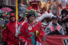 NYC Chinatown Lunar New Year Parade 2018, Year of the Dog (dansshots) Tags: lunarnewyearparade lunarnewyear lunarnewyear2018 yearofthedog yearofthedog2018 chinatown chinatownnyc chinesenewyear chinatownnewyorkcity lunarnewyearcelebration dansshots nikon nikond750 70200mm nyc newyorkcity downtownnyc iloveny red yellow celebration celebrations chinatowncelebration