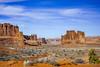 Arches landscape (doveoggi) Tags: 0486 utah nationalpark archesnationalpark landscape