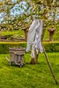 Wash day (waynedavey67) Tags: canon canon7dmkii 7dmkii 70200mmlf28 washing garden oldfashioned muesum holland dutch traditional laundry