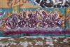 TWERK (TheGraffitiHunters) Tags: graffiti graff spray paint street art colorful camden nj new jersey legal wall mural twerk