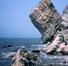 St. Adresse, het strand bij Le Havre, Normandië 1983 (wally nelemans) Tags: stadresse strand beach plage lehavre normandië frankrijk france 1983