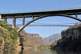 Entrance to Sumidero Canyon