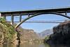 Entrance to Sumidero Canyon (Chemose) Tags: mexico mexique chiapadecorzo canyon sumidero bridge pont rivière river water eau chiapas canon eos 7d mars march
