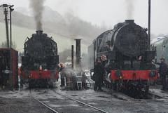 DSC04486 (Alexander Morley) Tags: churnet valley railway winter steam gala 2018 cvr cheddleton 6046 5197 s160