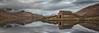 Boathouse, Loch Arklet (raymond_carruthers) Tags: morning lochs trossachs lomondtrossachsnationalpark water reflections mountainsarrocharalps boathouse scotland locharklet panorama