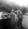 A hot summer day from teenage years. Dad's 1965 Pontiac Bonneville, Mom, Sis with pigtails and flower flip-flops, her best friend and Dad wearing sunglasses. Looks like we're about to go somewhere.  Rock Street. Milford, Connecticut. Aug 1971 (wavz13) Tags: oldphotographs oldphotos 1970sphotographs 1970sphotos oldphotography 1970sphotography vintagesnapshots oldsnapshots vintagephotographs vintagephotos vintagephotography filmphotos filmphotography vintagemilford oldmilford 1970smilford vintagewoodmont oldwoodmont 1970swoodmont oldpontiacs vintagepontiacs 1960spontiacs antiquepontiacs oldcars vintagecars 1960scars collectiblecars collectablecars antiquecars vintagenewengland oldnewengland 1970snewengland grain grainy 126 126film squareformat instamatic verichromepan vintagekids vintageteens vintageteenagers teenmemories teenagememories vintageconnecticut oldconnecticut 1970sconnecticut