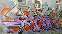 Mupz... (colourourcity) Tags: streetart streetartaustralia streetartnow graffitimelbourne graffiti melbourne burncity awesome colourourcity nofilters original mupz kelr bb