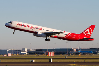 TC-ETF, Airbus A321-231, AtlasGlobal